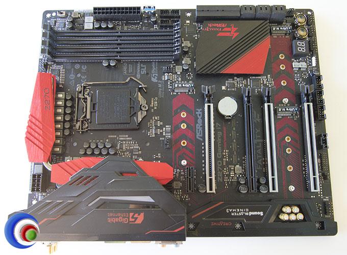 ASRock Fatal1ty Z270 Professional Gaming i7