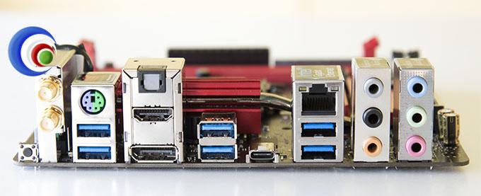 ASRock Fatal1ty Z270 Professional Gaming-ITX/AC