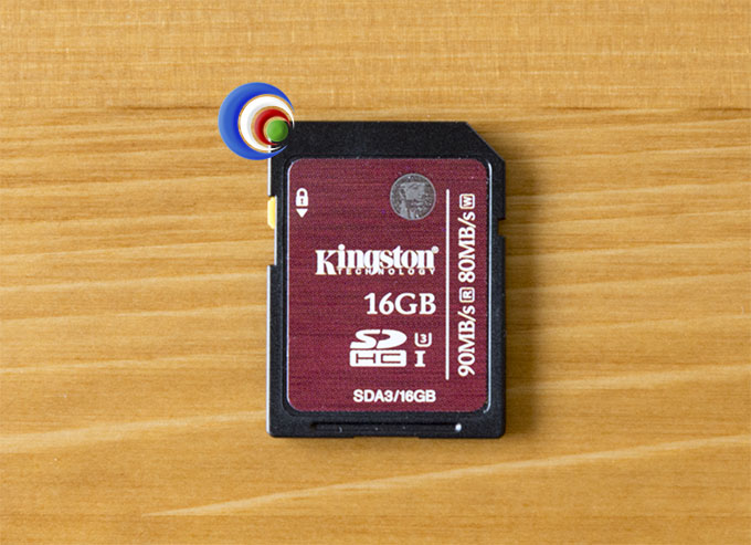 Kingston SDHC UHS-I U3 16GB