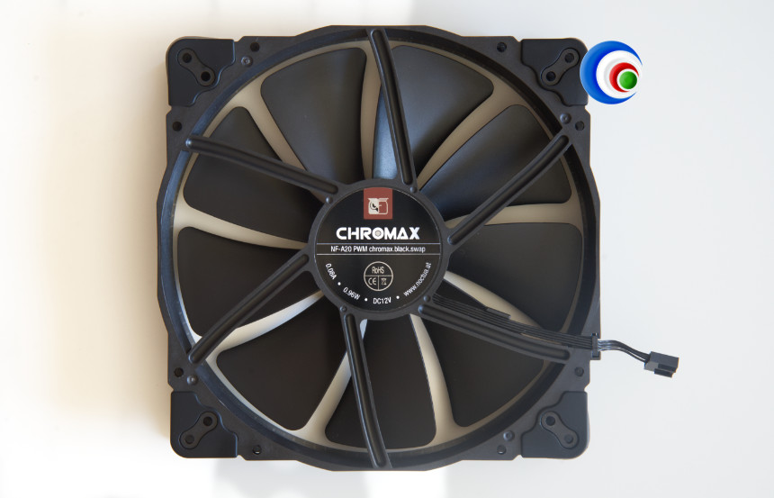 Noctua Fans chromax.black.swap