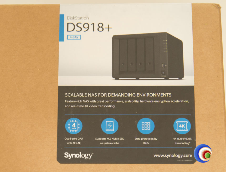 Synlogy DS918+